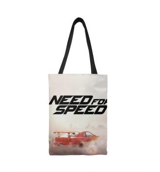 Сумка-шоппер Need For Speed