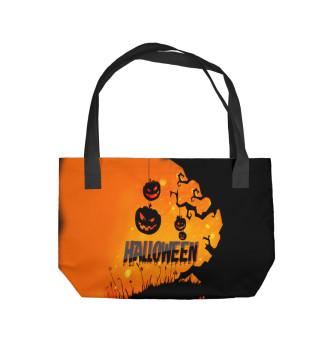 Пляжная сумка Halloween