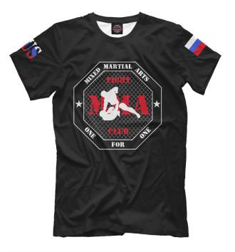 Мужская Футболка MMA  (Mixed Martial Arts)