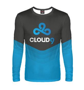 Мужской Лонгслив Cloud 9 Team