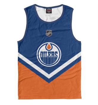 Майка Edmonton Oilers
