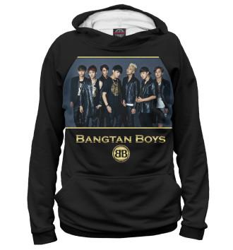 Мужское Худи Bangtang Boys (BTS)
