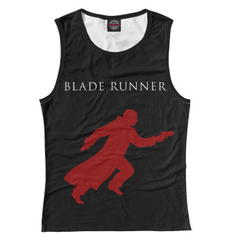 Женская Майка Blade Runner