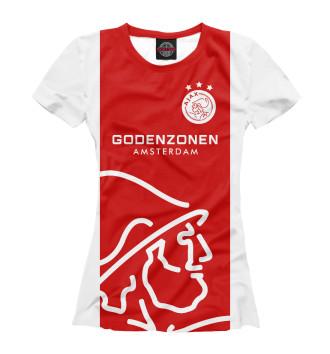 Женская Футболка Аякс Амстердам