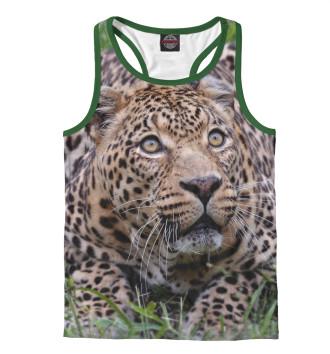 Мужская Борцовка леопард