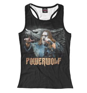 Женская Борцовка Powerwolf - Attila Dorn