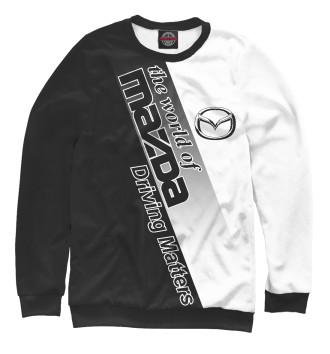 Мужской Свитшот Mazda