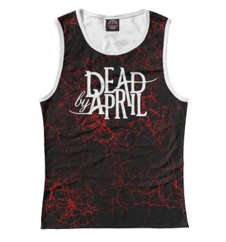 Женская Майка Dead by April