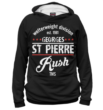 Женское Худи Georges St-Pierre