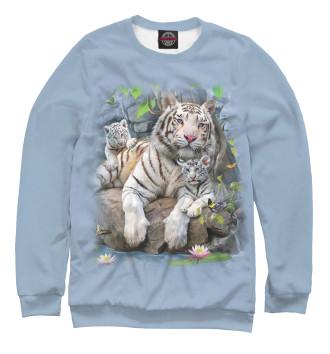 Мужской Свитшот Тигры
