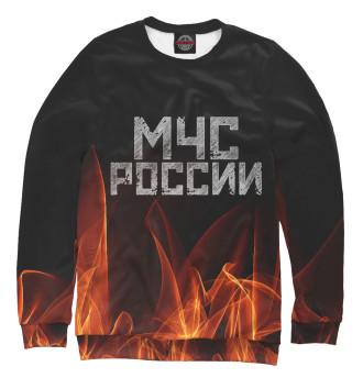 Женский Свитшот МЧС России