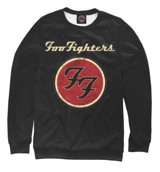 Женский Свитшот Foo Fighters