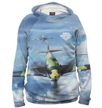 Мужское Худи World of Warplanes