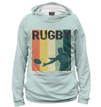 Мужское Худи Rugby
