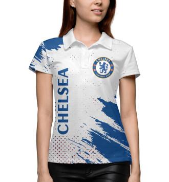 Женское Поло Chelsea F.C. / Челси