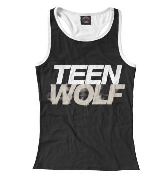 Женская Борцовка Teen Wolf