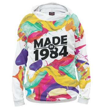 Женское Худи Made in 1984