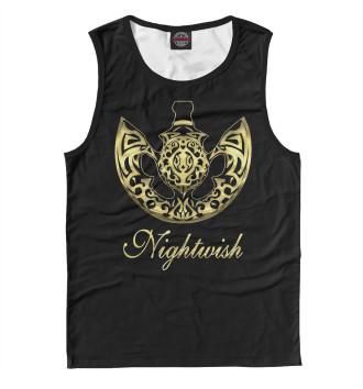 Мужская Майка Nightwish