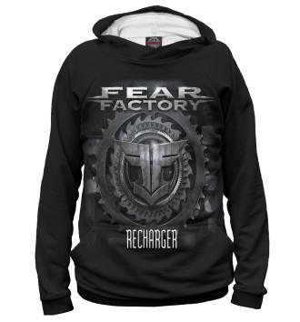 Мужское Худи Fear Factory