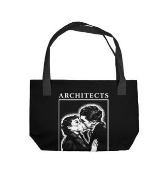 Пляжная сумка Architects