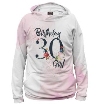 Женское Худи 30 лет