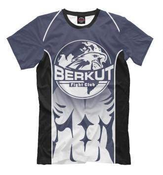Мужская Футболка Berkut Fight Club
