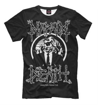 Мужская Футболка Napalm Death