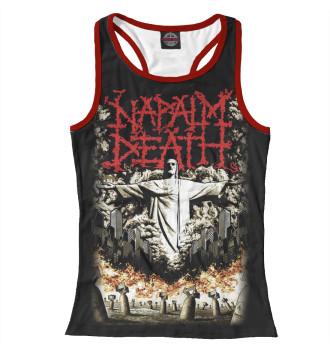 Женская Борцовка Napalm Death