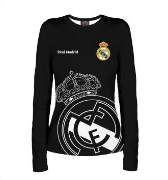 Женский Лонгслив Real Madrid
