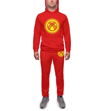 Мужской Спортивный костюм Kyrgyzstan