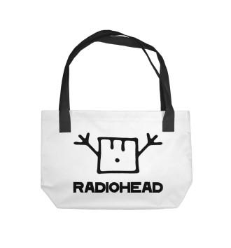 Пляжная сумка Radiohead