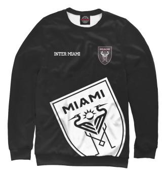 Женский Свитшот Inter Miami
