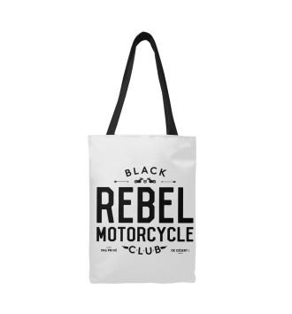 Сумка-шоппер Black Rebel Motorcycle Club