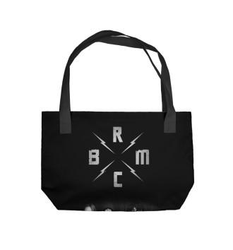 Пляжная сумка Black Rebel Motorcycle Club