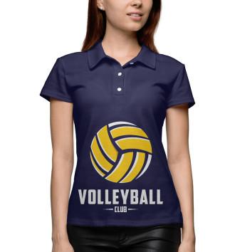 Женское Поло Волейбол