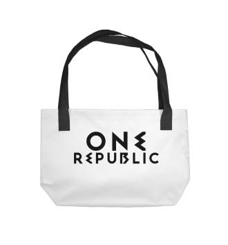 Пляжная сумка OneRepublic