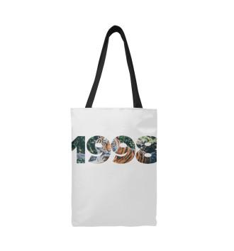 Сумка-шоппер Год тигра 1998