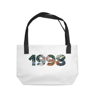 Пляжная сумка Год тигра 1998