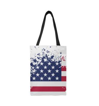 Сумка-шоппер USA