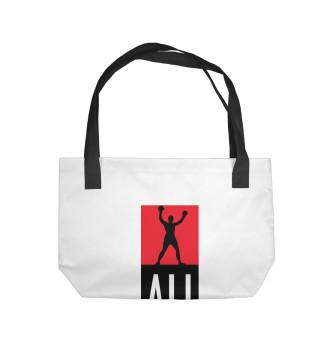 Пляжная сумка Muhammad Ali
