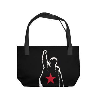 Пляжная сумка Rage Against