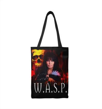 Сумка-шоппер W.A.S.P. band