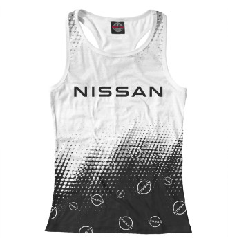 Женская Борцовка Nissan / Ниссан