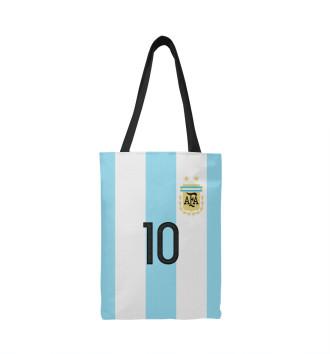 Сумка-шоппер Месси Форма Сборной Аргентины