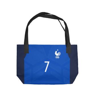 Пляжная сумка Гризманн Форма Сборной Франции