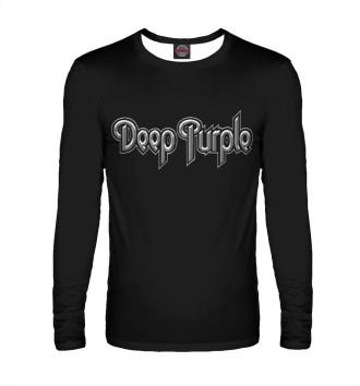 Мужской Лонгслив Deep Purple