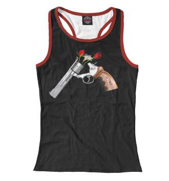 Женская Борцовка Guns and Roses