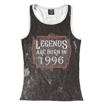 Женская Борцовка Legends Are Born In 1996