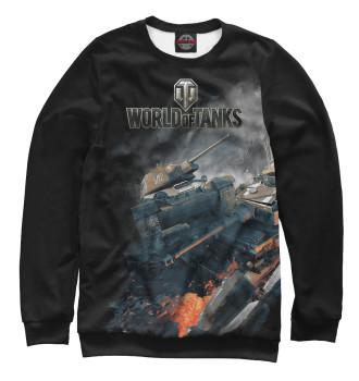 Мужской Свитшот World of Tanks