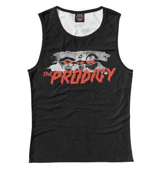 Женская Майка The Prodigy: Invaders Tour